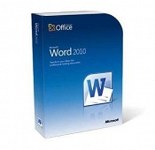 Word 2010 PL DVD Box 32/64bit 059-07644