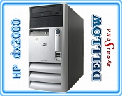 HP dx2000  P4 HT 3,0GHz 1024MB 40GB CD Win XP PRO MicroTower  - WYPRZEDAŻ