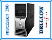 Dell Precision Workstation 380 3,8GHz 2GB 160GB DVD Win XP PRO SUPER CENA