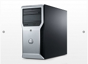 DELL Precision  T1600 Xeon E3-1225 3,1GHz 6MB cache / 8GB DDR3 / 500GB / FX 580 DDR3 / Tower / Win 7 PROFESSIONAL