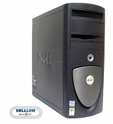 Dell Precision 360 2,8GHz 1024MB, 80GB, DVD, Win XP PRO TOWER