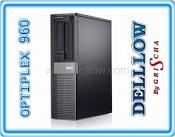 Dell OptiPlex 960 C2D vPro E8400 2x 3,0GHz 6MB, 4GB, 250GB, DVD, Vista Business
