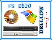 Fujitsu Siemens Scenic E620 3,4GHz, 2048MB, 80GB, DVD-RW  + system Windows XP PRO PL ZAINSTALOWANY