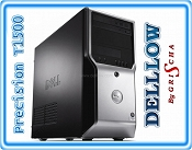 DELL Precision T1500 i5 760 2,8GHz 8MB cache / 4GB DDR3 / 500GB / Tower / QUADRO 600 1GB DDR3 / Win 7 PROFESSIONAL