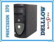 Dell Precision Workstation 370 3,6GHz, 2MB, 4096MB, 160GB, DVD-RW, TOWER, Win XP PRO