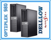 Dell Optiplex 980 Core i5-650 3,20 GHz / 4GB / 250GB / DVD-RW / Win 7 Pro