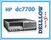 HPcompaq DC7700 E6400 Core 2 Duo 2.13GHz, 2048MB, 160GB, DVD-RW, Win XP PRO