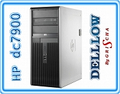 HP dc7900 C2D E8500 3,16GHz / 4GB / 250GB / DVD-RW / Tower / Vista Business