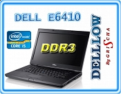 DELL Latitude E6410 i5-560M 2,66GHz / 4GB / 160GB / DVD-RW / CAM / WiFi / Bluetooth / Win 7 PRO