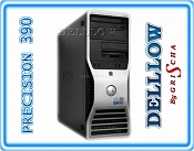 Dell Precision 390 C2D E6600 2,4GHz 4GB 250GB DVD XP PRO