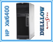 HP xw6400 WORKSTATION Xeon 5140 2,33GHz 4096MB 160GB COMBO WIN XP PRO