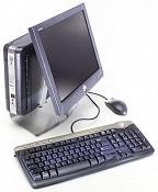 Dell SX270 2,8GHz (1MB ), 1024MB, 40GB, COA Windows 2000 Professional + monitor DELL 1504FP