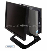 Dell SX280 2,53GHz, 1024MB, 40GB, DVD, Win XP PRO + monitor DELL 1708FP